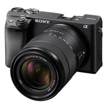 Sony A6400 +18-135/3.5-5.6 E OSS ILCE6400M GW FV23