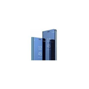 Etui case Asus zenfone 6 blue niebieski /114