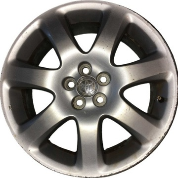 "Felgi aluminiowe 17"" Toyota avensis t25"