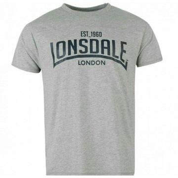 T-shirt koszulka Lonsdale oryginał rozm S 36