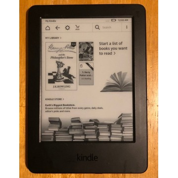 Kindle 7 Touch WP63GW