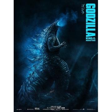 Godzilla Neca 2019 King of Monsters Król Potworów