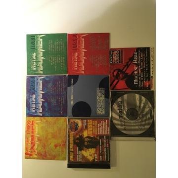kolekcja płyt Metal Hammer