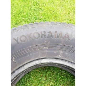 Opony zimowe  Yokohama 275 70 16