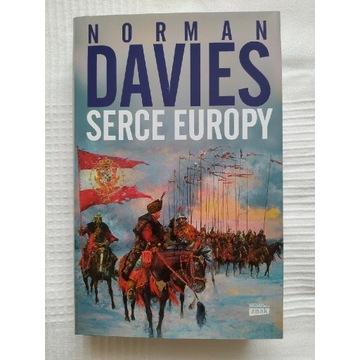 Norman Davies Serce Europy