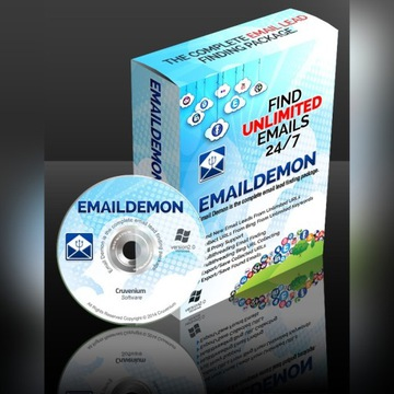 Email Demon - Discover Unlimited Emails