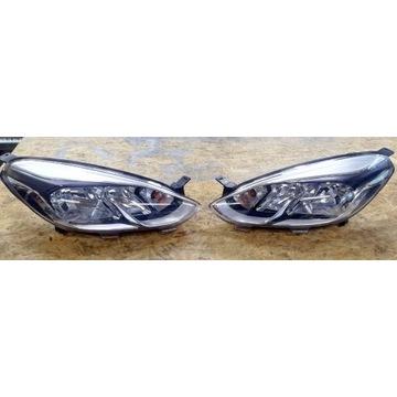 Komplet reflektorów halogenowych od Ford Fiesta MK