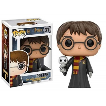 Nowa Figurka Harry Potter