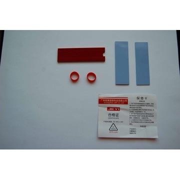 JEYI aluminiowy radiator M.2 NGFF 2280 PCI-E nvme