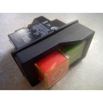 Włącznik elektromagnetyczny Kedu KJD17 + bezpieczn