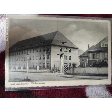 Pocztówka Liegnitz -Legnica
