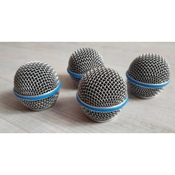 Główka do mikrofonu Shure BETA58, Shure SM58