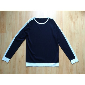 DRYKORN sweter navy nowy M