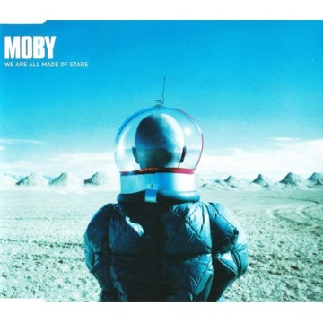 MOBY We Are All Made Of Stars MAXI SINGLE