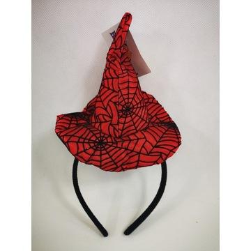 opaska mini kapelusz czarownica strój przebranie