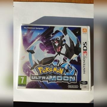 Pokemon Ultra Moon do Nintendo 3DS/2DS/3DS.XL