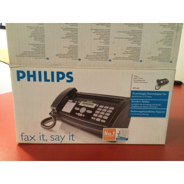Fax Philips PPF631 nowy