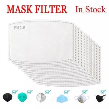 FILTR DO MASRK MASECZEK PM2.5 pm 2.5 KN95 FFP2