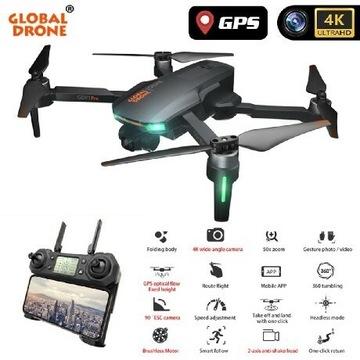 Global Drone Gd91pro GPS 4k gimbal 2 osiowy