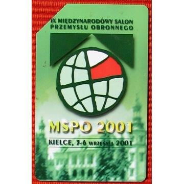 MSPO 2001 Kielce 25 impulsów