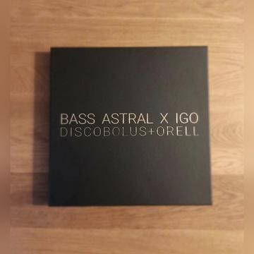 Płyty winylowe Bass Astral x Igo