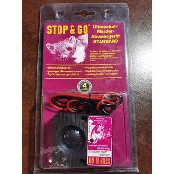 Stop & Go Marder Samochodowy Odstraszacz Gryzoni