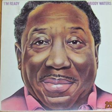 Muddy Waters - I'm Ready; winyl 1978r.  NM