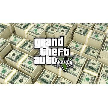 GTA V online kasa 50.000.000$ (money drop)