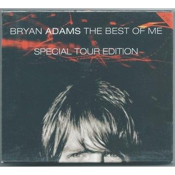 BRYAN ADAMS - Best Of Me Tour 2CD NOWY FOLIA