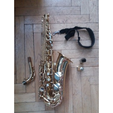 Saksofon altowy Yamaha Yas 275 + ustnik Selmer C*