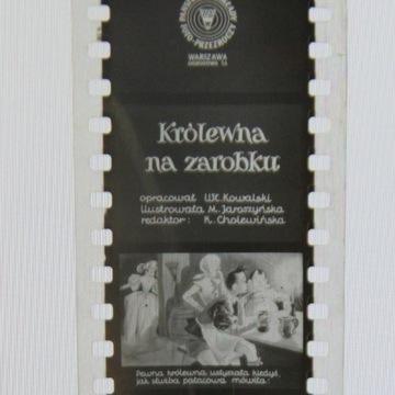 Bajka na rzutnik Ania  KRÓLEWNA NA ZAROBKU - PZFP
