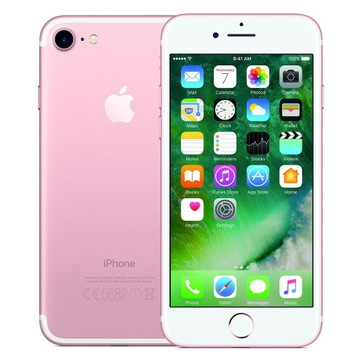 Apple iPhone 7 32 GB różowy
