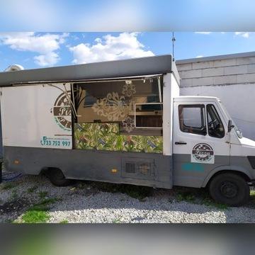 Truck - mobilna gastronomia pizzeria
