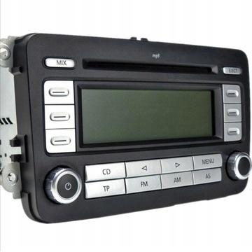 Radio VW GOLF JETTA A5