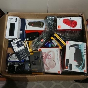 Pakiet Sony JBL Samsung SłuchawkiGłośniki