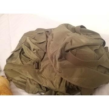 FrankMorton plecak torba terenowa wojskowa khaki