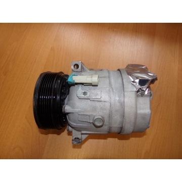 Sprężarka klimatyzacji Vectra B,C Croma 1.9 cdti
