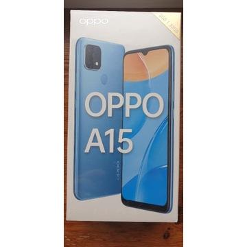 Smartfon OPPO A15 (Dynamic Black)