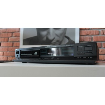 Odtwarzacz CD Philips model CD 471 z TDA