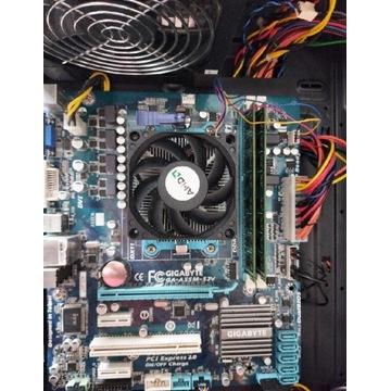 Plyta główna gigabyte ga a55m s2v ddr3 athlon x4