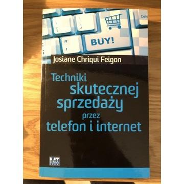 Feigon Techniki skutecznej sprzedaży przez interne