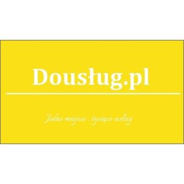 Domena internetowa Dousług.pl - współpraca
