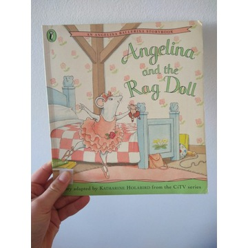 Angelina and the Tag Doll