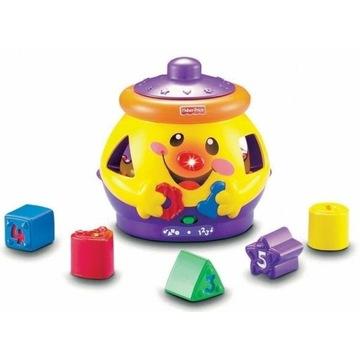 Garnuszek na klocuszek super zabawka stan idealny