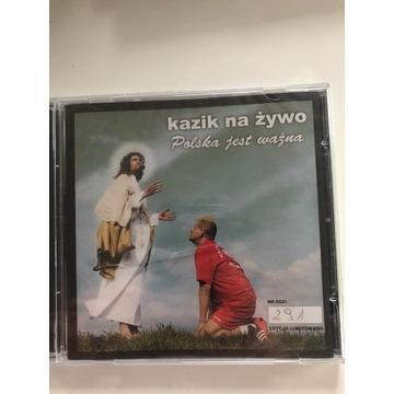 Kazik kazik na żywo kult knż Polska jest ważna