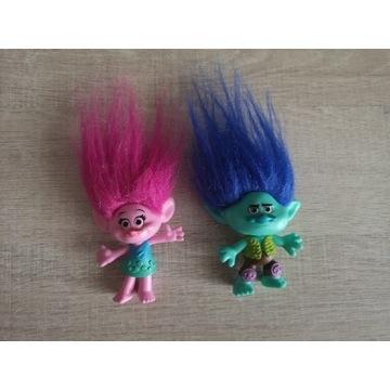 Figurki zabawki Trolle