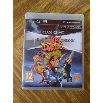 Jak and daxter trylogy uszkodzona BCM PlayStation3