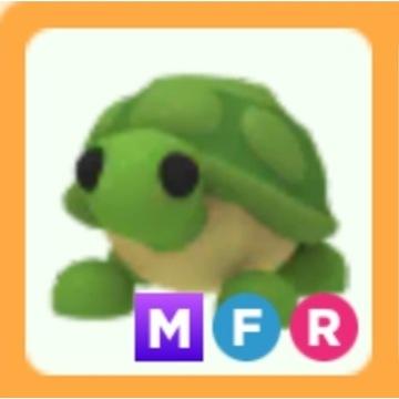 Roblox Adopt Me Turtle MFR mega neon FR