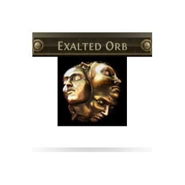 Exalted Orb PS4 Delirium Path of Exile PoE