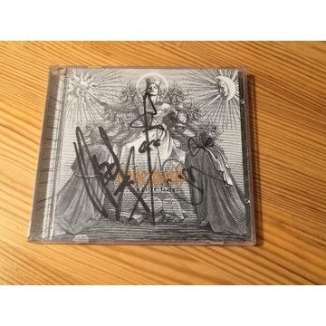 CD Behemoth - Evangelion z autografem 2009 r